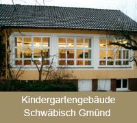 Fenstersanierung Fensterabdichtung Kindergarten Schwäbisch Gmünd