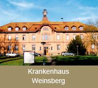 Fenstersanierung am Krankenhaus Weinsberg