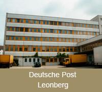 Fenstersanierung Fensterabdichtung Deutsche Post Leonberg