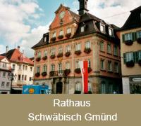 Fenstersanierung Fensterabdichtung am Rathaus Schwäbisch Gmünd