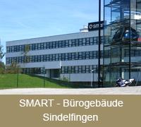 bau-ko Fenstersanierung Fensterabdichtung Smart Bürogebäude Sindelfingen