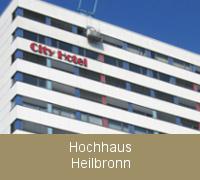 Fenstersanierung Fensterabdichtung Hochhaus Heilbronn