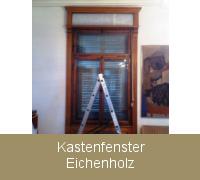 Fenstersanierung Fensterabdichtung an Kastenfenstern