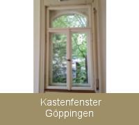 Fenstersanierung an Kastenfenster