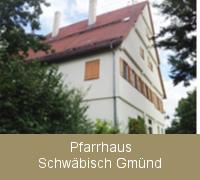 Fenster erhalten, reparieren, abdichten am Pfarrhaus in Schwäbisch Gmünd