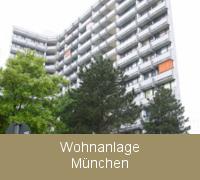 Fenstersanierung Fensterabdichtung Wohnanlage München