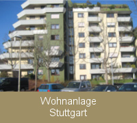 Fenstersanierung Fensterabdichtung Wohnanlage Stuttgart