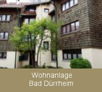 Fenstersanierung Fensterabdichtung Wohnanlage Bad Dürrheim