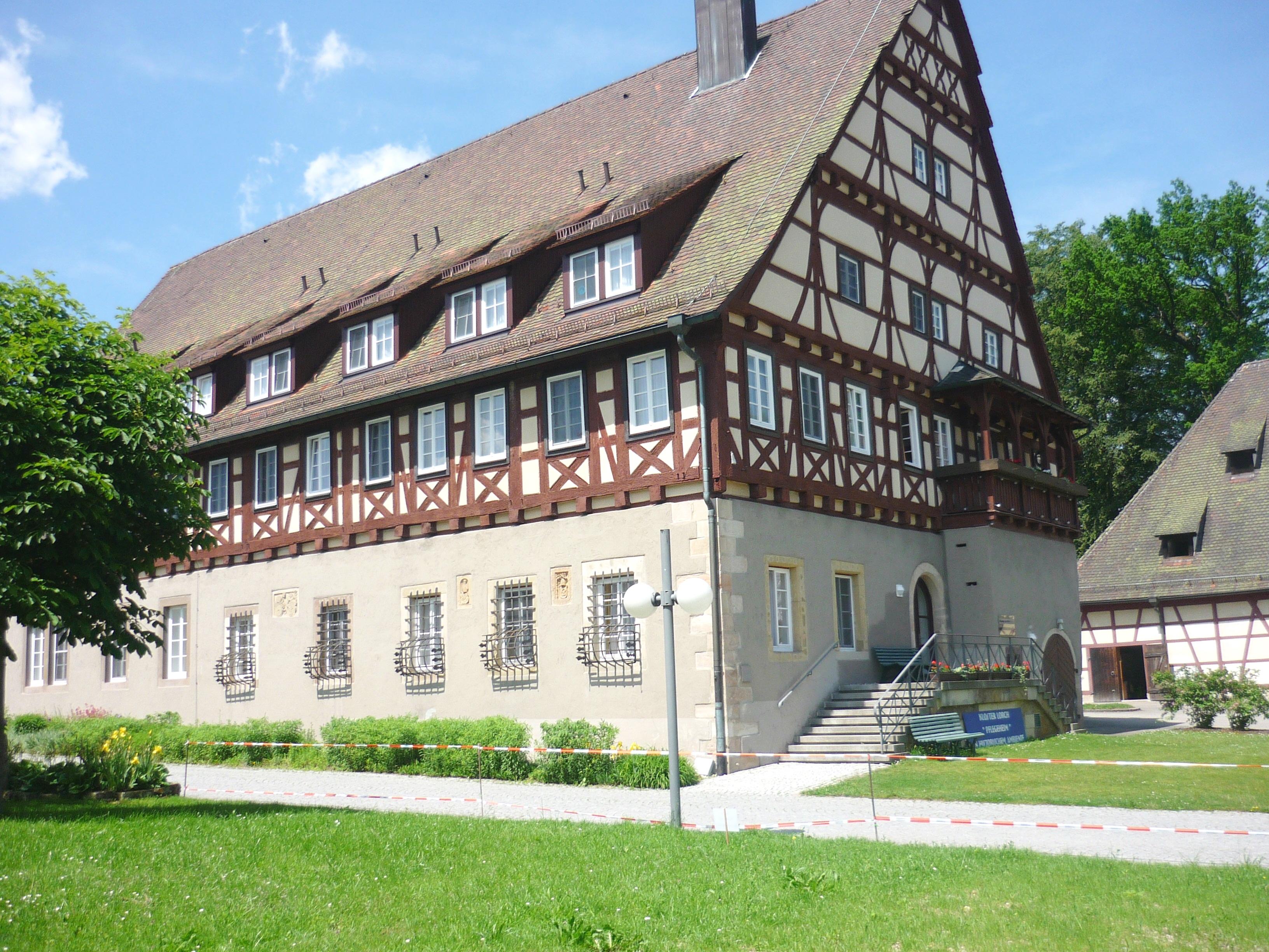 Fenster im Denkmalschutz: Fenstersanierung Fensterabdichtung Kloster Lorch
